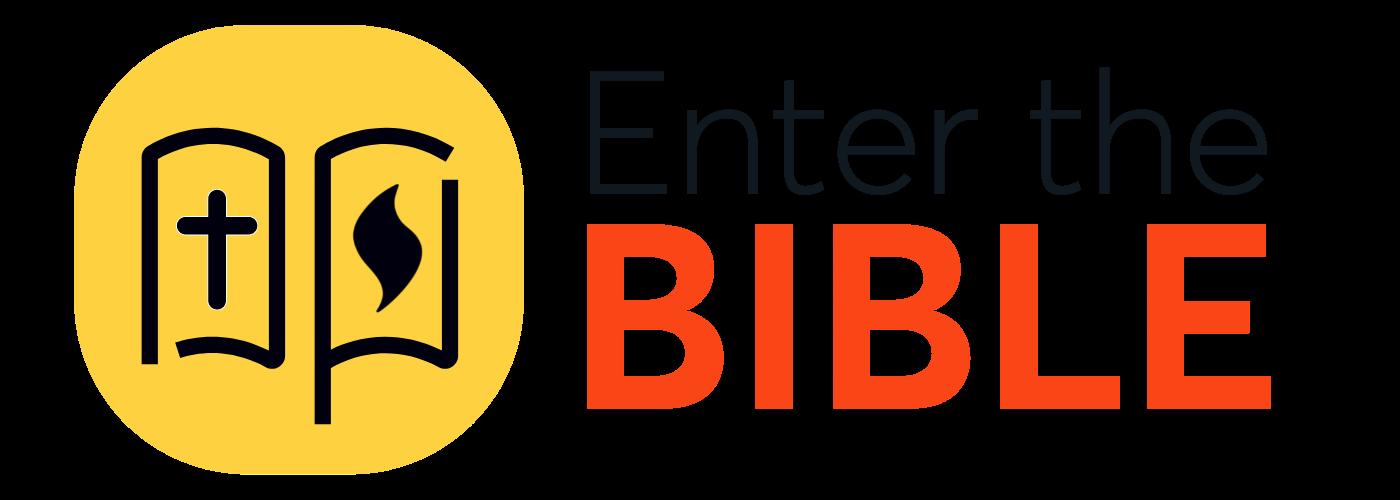 Enter the Bible logo