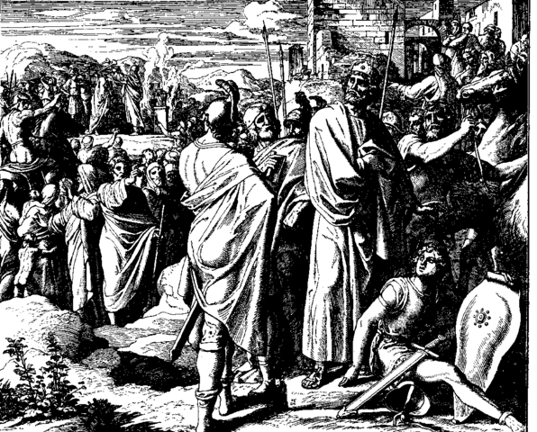 Rehoboam and Jeroboam I