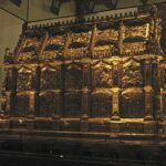Maccabees' relics, St Andrews Church, Cologne, Germany