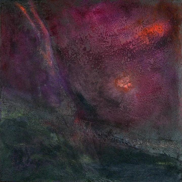 Ecclesiastes acrylic on canvas