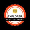 Old Testament Explorer Badge
